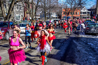 Cupid's Undie Run 2014